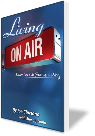 Living On Air, Adventures in Broadcasting