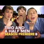 joe cipriano promo voice two half men