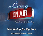 Joe Cipriano Living On Air Audio Book