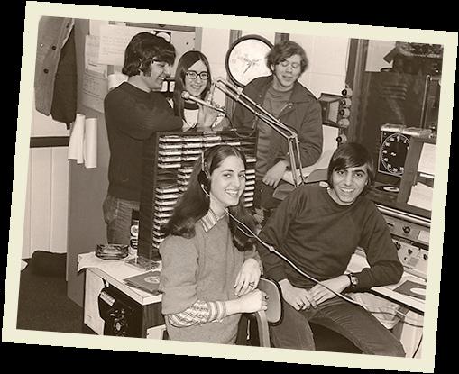 Joe Cipriano radio personality Living On Air